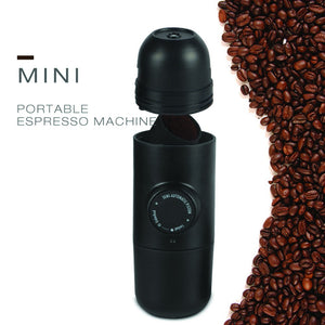 Mini Espresso Machine - Coffee Maker