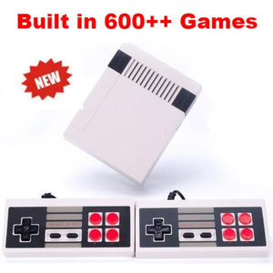 Retro Classic Game Console - With 600+ Games