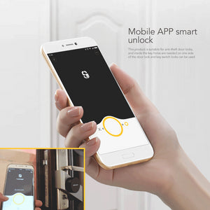 Easy Share Door Access With Smart Secure App