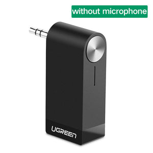 SMART Bluetooth Receiver 3.5mm Jack For Car Aux, Speakers and Headphones