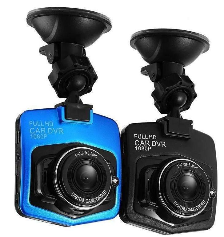 2018 New Mini Car DVR Dashcam - Full HD 1080P With G-sensor & Night Vision