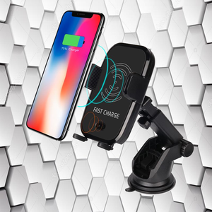 Robotic Wireless Charging Phone Holder
