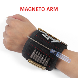 Magneto Arm - Magnetic Tool Wristband