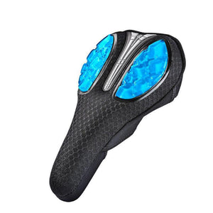 Cushion Cycling Saddle Cover - Liquid Gel Technology