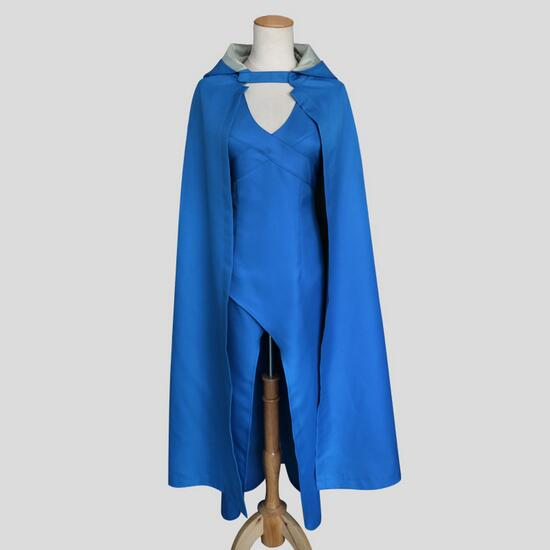 GoT Blue Dress Costume