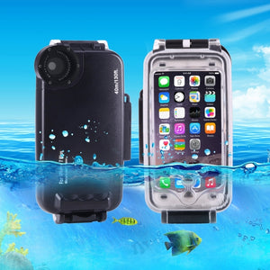 Underwater iPhone Case For Scuba, Snorkling, Swiming, Etc.