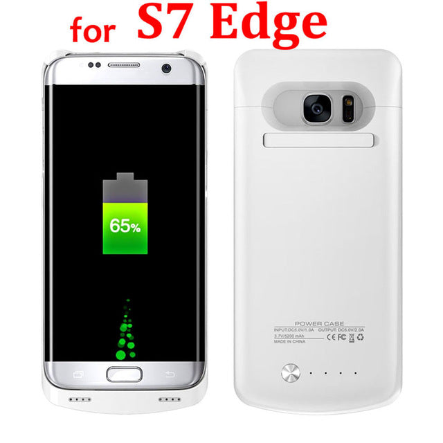 Galaxy S7 Edge Battery Case
