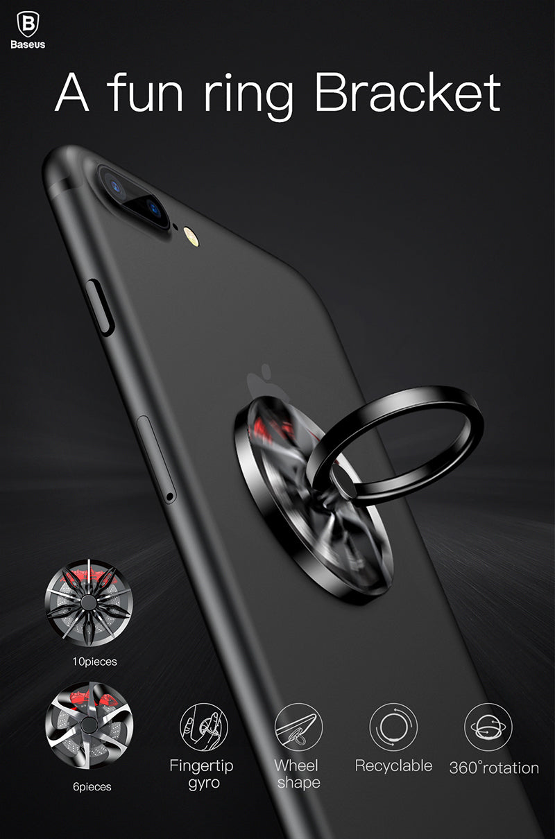 Finger Spinner for Smartphone