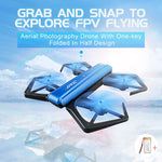 Mini Foldable Selfie Drone