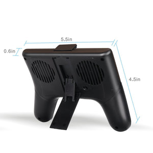 Universal Smartphone Grip With Cooling Fan + Powerbank