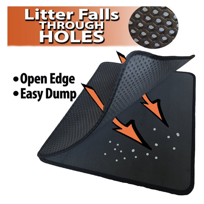 Cat Litter Mat - Litter Trapper Mat