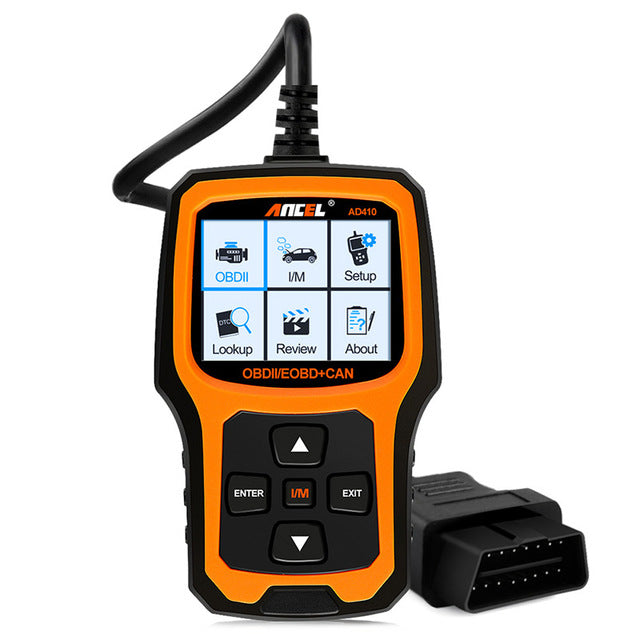 Ancel Full OBD2 Code Reader Professional Scan Tool