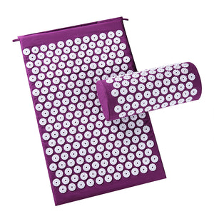 Acupressure Massager Yoga Mat