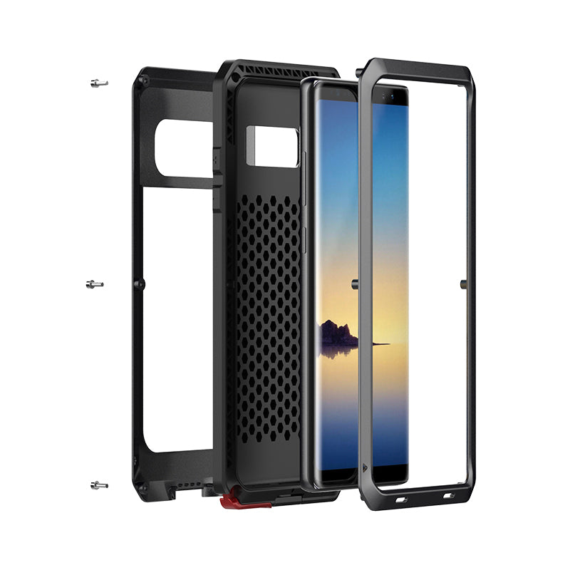 DX Armor Case for Galaxy S9/S9 Plus - Heavy Duty Metal Case