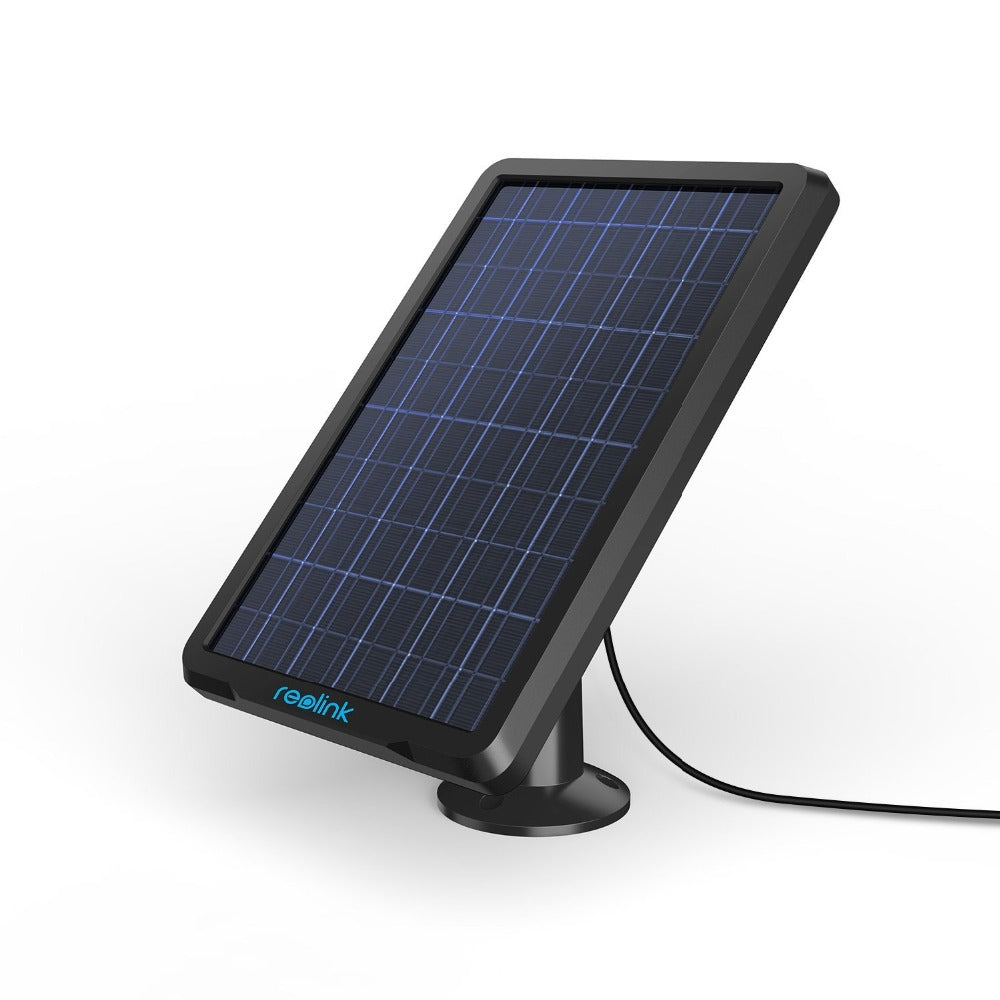 Solar Panel For Rechargeable IP Camera