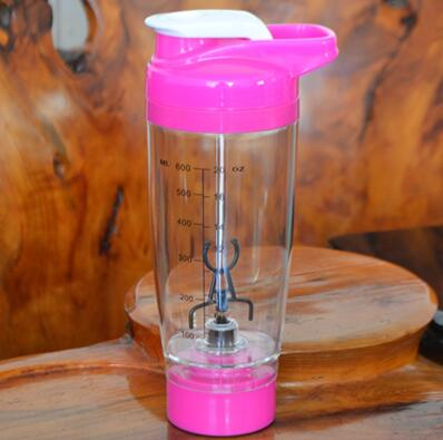 TURBO VORTEX PROTEIN BLENDER - SELF STIRRING BOTTLE