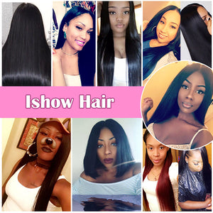 Brazilian Straight Hair Extensions - 100% Human Hair (1pcs)