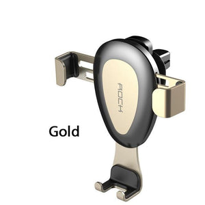 Metal Gravity Car Phone Holder - BEST SELLING PRODUCT