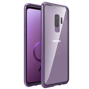 Magnetic Adsorption Case for Samsung Galaxy S9 & S9 Plus