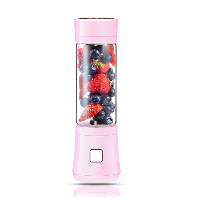480ml USB Rechargeable Portable Juicer for Travel