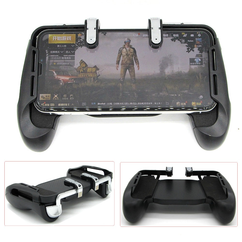 DeltaPad: Gamepad for Fortnite, PUBG, FPS (Android & iPhone)