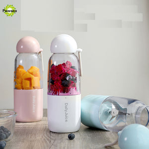 500ml Rechargeable Blender For Juice, Smoothie & MIlkshake