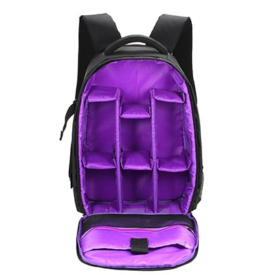 Pro Waterproof Camera Backpack