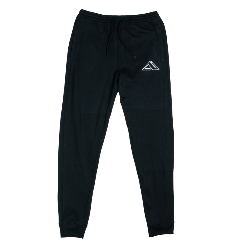 Fitted Joggers Black