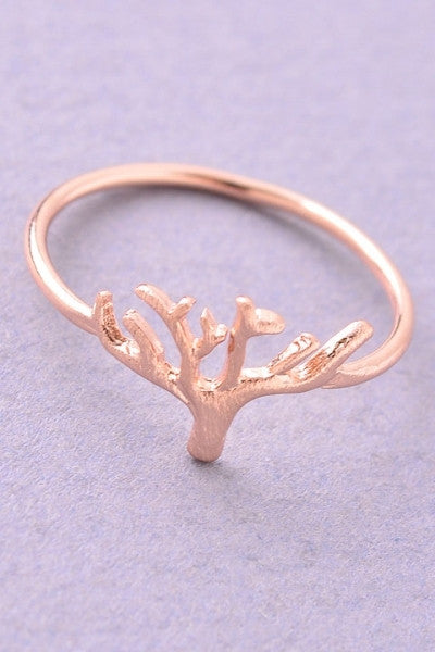 Tree of Knowledge Knuckle Ring