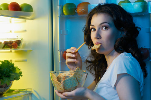 3 Tips to Prevent Late Night Hunger | NUTRITION
