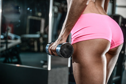 6 Exercises to Grow and Strengthen Your Glutes | TRAINING
