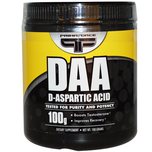 D-Aspartic Acid 100g by Primaforce