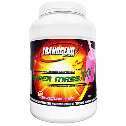 Super Mass XXX 2kg by Transcend Supplements