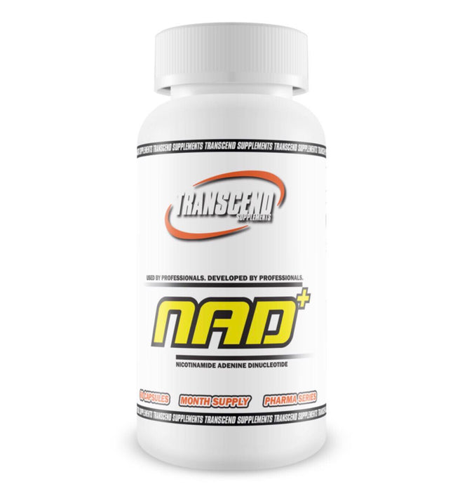 NAD + Nicotinamide Adenine Dinucleotide by Transcend Supplements