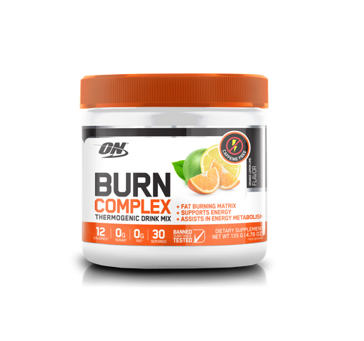 Burn Complex Optimum Nutrition