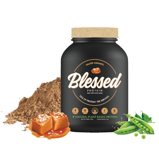 Blessed Protein Clear Vegan
