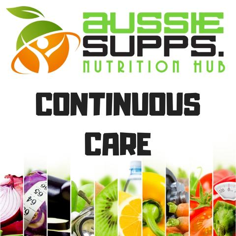 Aussie Supps Nutrition Hub - 6 Continuous Care Consults