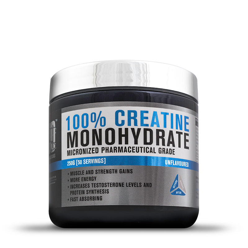 Creatine Monohydrate 250g by JD Nutraceuticals