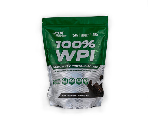 100% WPI by JD Nutraceuticals - 30 Serves