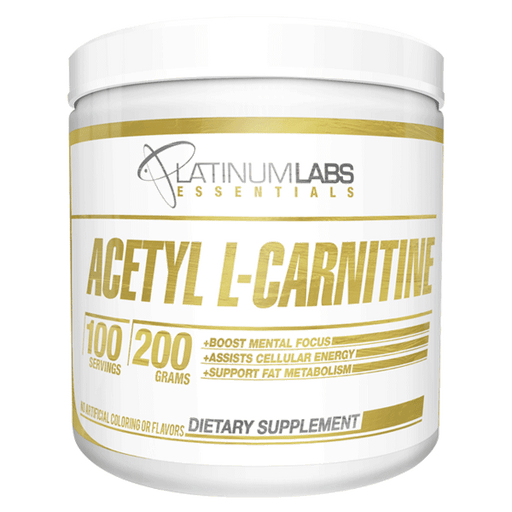 Carnitine Platinum Labs