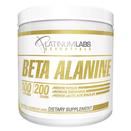 Beta Alanine Platinum Labs
