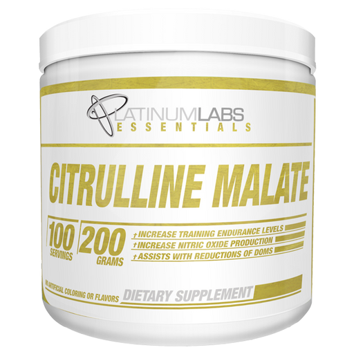 Citrulline Malate Platinum Labs