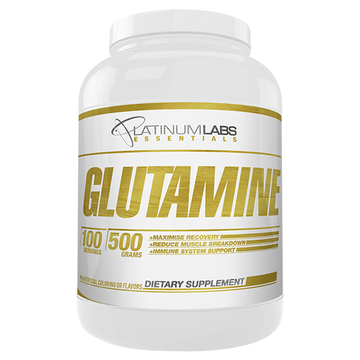 Essentials Glutamine Platinum Labs