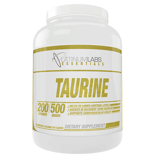 Taurine Platinum Labs Essential