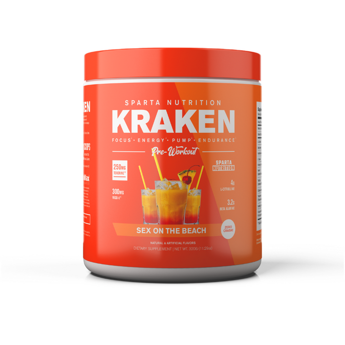 Kraken by Sparta Nutrition