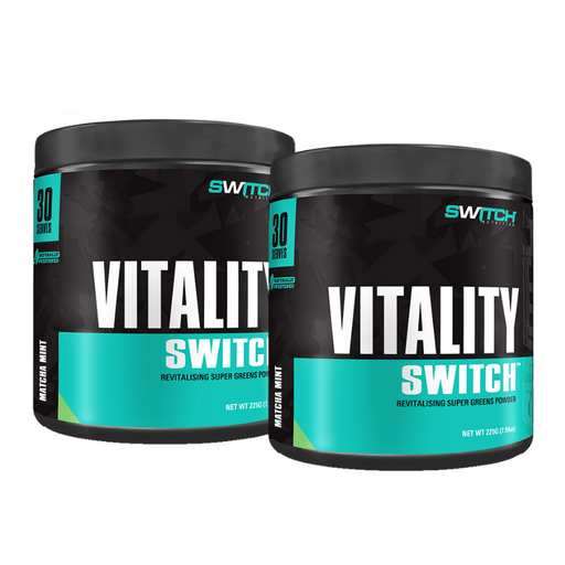 2x Vitality Switch Deal by Switch Nutrition