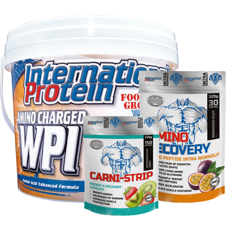 Ultimate Lean Muscle Stack by International Protein