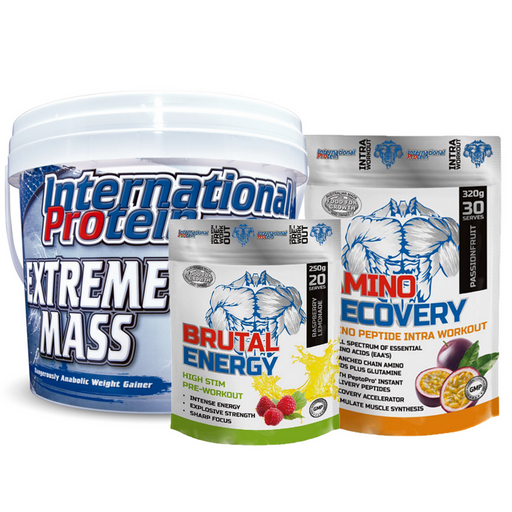 Ultimate Muscle Stack by International Protein