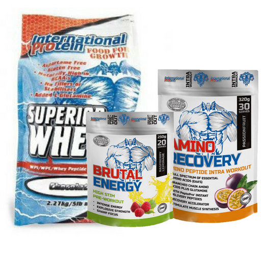 Superior Lean Muscle Stack by International Protein