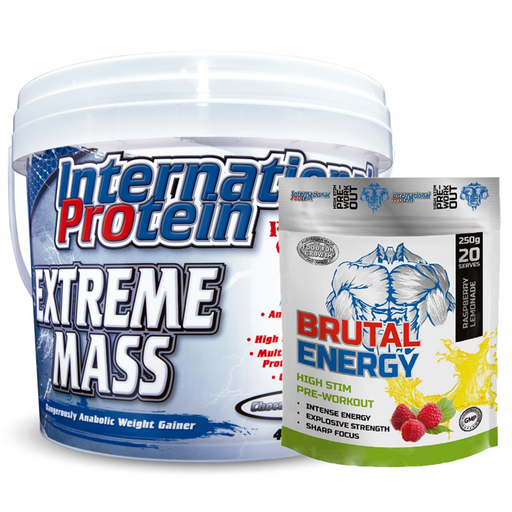 Muscle Stack by International Protein
